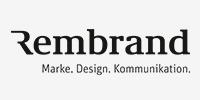 Logo der Rembrand AG, die den Verein Naturschule St. Gallen als Sponsor unterstützt.